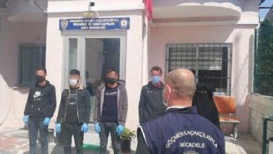 صورة 5000 آلاف دولار.. القبض على 5 سوريين في ولاية العثمانية التركية لترحيلهم(فيديو)