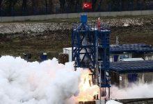 صورة إلى القمر.. تركيا تحقق أول نجاح صاروخي نحو الفضاء