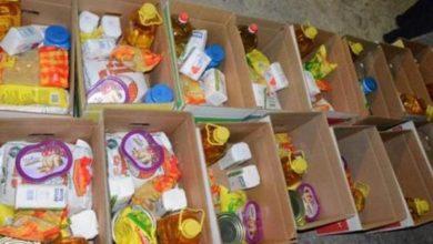صورة 1250تشمل السوريين..مساعدات غذائية في هذه الولاية