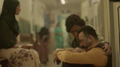 صورة قصي خولي يبكي الملايين بعد وفاة والدته شاهد