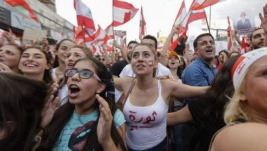 صورة مسؤول لبناني يحذر من كارثة ستحدث في هذا الشهر فهل سنشهد ثورة جديدة