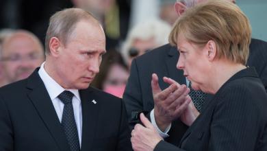صورة ميركل.. الزعيمة التي يهابها بوتين.. لماذا؟