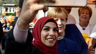 صورة رسالة ميركل إلى المسلمين .. وأزمة وجودية تهـ.ـدد مساجد ألمانيا!