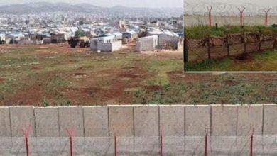 صورة اكتشاف نفق يبدأ من منزل في سوريا وينتهي في تركيا