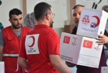 صورة تشمل الطعام وملابس العيد .. مساعدات جديدة للسوريين
