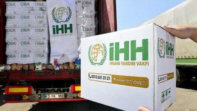 صورة توزيع مساعدات رمضانية على 850 ألف سوري في هذه المناطق