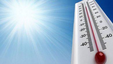 صورة سترتفع درجات الحرارة ابتداءاً من اليوم..اليكم التفاصيل