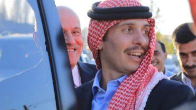 صورة الأمير حمزة متحديا الجيش الأردني: لن أنصاع لأوامركم (فيديو)