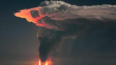 صورة ظاهرة غريبة في سماء سوريا والخبراء يتحدثون عنها