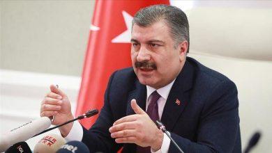 صورة وزير الصحة التركي يعلن عن قرار جديد سيبدأ اليوم