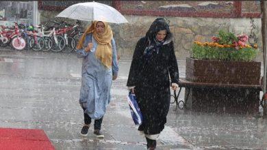 صورة الأرصاد الجوية تحذر من امطار عواصف رعدية قادمة الى هذه الولايات