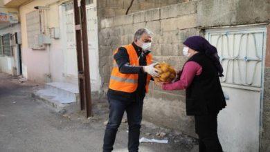 صورة بلدية تركية توزع مساعدات عينية لهذه الفئة