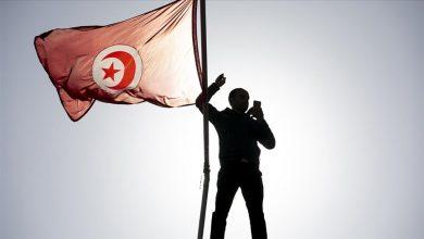 صورة موقع بريطاني يتحدث عن مزاعم انقلاب رئاسي في تونس