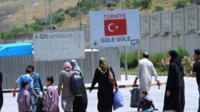 صورة خاص بالسوريين الذين يريدون البقاء في تركيا