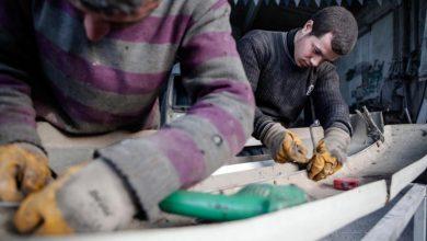 صورة بشرى سارة للعمال السوريين في تركيا