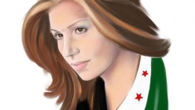"""صورة رسالة عاجلة من الفنانة السورية """"يارا صبري"""" الحرة  لفلسطين(فيديو)"""