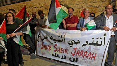 صورة سابقة تاريـ.ـخية.. إسرائيـ.ـليون ينقـ.ـلبون ضـ.ـد نتنـ.ـياهو ويتظاهرون لدعم الشـ.ـعب الفلسطيني