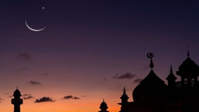 صورة المختلفون ببداية شهر رمضان يتفقون بشأن نهايته.. متى عيد الفطر؟ (صورة)