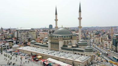 """صورة """"سوف ابني مسجداً هناك"""".. عبارة قالها أردوغان في إسطنبول قبل 27 عاما تتحقق اليوم- فيديو وصور"""