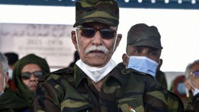 صورة زعيم البوليساريو أمام تطور كبير بعد أيام