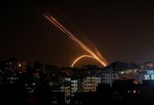 صورة لأول مـ.ـرة: نتنياهو يسـ.ـتحيل صـ.ـد كل صـ.ـواريخ المقـ.ـاومة