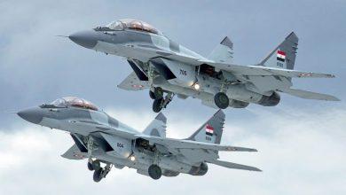 صورة أقوى مقاتلات الجيش المصري تظهر في سماء دولة عربية- شاهد
