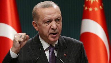 """صورة الرئيس""""أردوغان"""" يعلن عن تعهد جديد بشأن اللاجئين السوريين"""