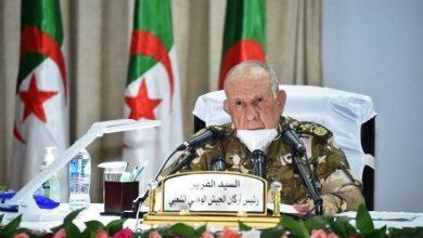 صورة رسالة مشفرة من الجيش الجزائري للمغرب.. إليكم مضمونها