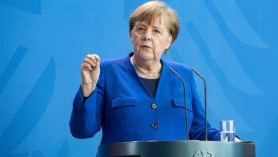 """صورة عاجل:ألمانيا معـ.ـرضة للخـ.ـطر..تصريحات عاجلة للمستشارة """"ميركل"""" اليوم الأربعاء"""