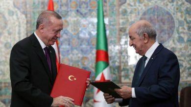 صورة صفحة جديدة تفتحها الجزائر مع تركيا
