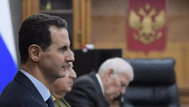 صورة صحيفة أجنبية تكشف ما يفعله الأسد سرًا
