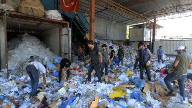 صورة بلدية تركية تعثر على مبلغ مالي تم رميه عن طريق الخطا بالنفايات