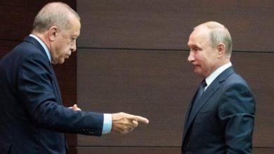صورة الحكومة السورية تكشف عن اتفاق بين بوتين وأردوغان حول سوريا ومناطق محددة