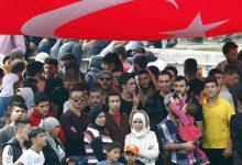 صورة ناشط كردي تركي يدعو العقلاء الأتراك للتحرك بشأن ملايين السوريين