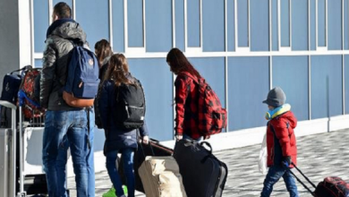 """صورة """"أوقفوا عمليات ترحيل السوريين"""" .. إلغاء تصاريح الإقامة للاجئين السوريين في هذه الدولة لم يأت من عدمٍ!!"""