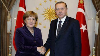 صورة بشأن الحل في سوريا.. ميركل تكشف عن توافق مع تركيا..اليكم التفاصيل