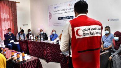 صورة دعم جديد من الهلال الأحمر القطري يفرح هذه الفئة من السوريين..اليكم التفاصيل