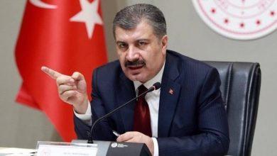 صورة وصل مرحلته النهائية.. وزير الصحة التركي يزف البشرى المنتظرة