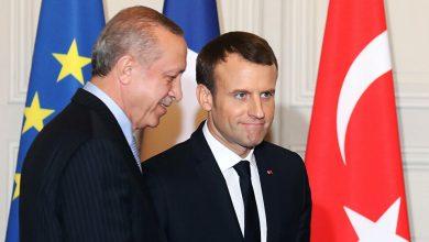 صورة هل انتـ.ـهت الخـ.ـلافات الفرنسية- التركية؟.. أول تعليق من ماكرون