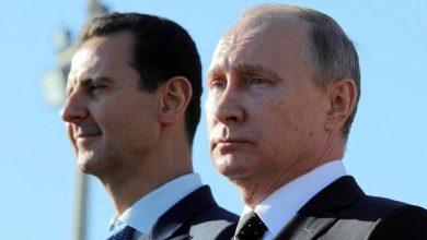 """صورة بوتين: ناقـ.ـشت الأمريكان حول من سيخـ.ـلف """"بـ.ـشار الأسد"""""""