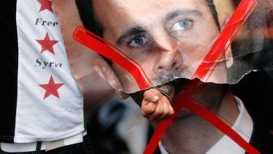 """صورة إهـ.ـانة أمريـ.ـكية مباشرة لـ """"بشار الأسد"""""""