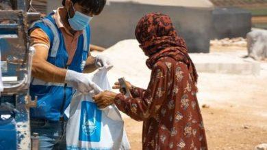 صورة 80 ألف شخص سوري..الإغاثة الإسلامية(فرع تركيا) توزع لحوم أضاحي