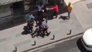 صورة شاهد بالفيديو ماجرى بين سوريين في إسطنبول (فيديو)