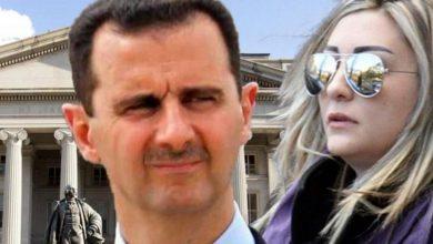 صورة ناشط موالي للأسد يهـ.ـاجم بشار الأسد ولونا الشبل المقربة ويصفها بألفاظ نابية (فيديو)