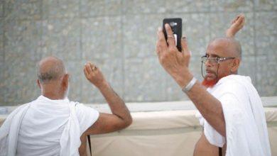 صورة أول حج استثنائي منذ بعثة النبي محمد وحتى اليوم.. بالصور والفيديو صعيد عرفة في مشـ.هد حرك المسلمين