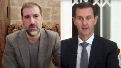 صورة ماذا يحدث..فـ.ـرار رامي مخلوف من دمشق وإطـ.ـلاق النـ.ـار عليه