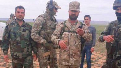 """صورة الروس يجتمعون بـ """"سهيل الحسن"""" وميليشياتهم ويصدرون لهم أوامر جديدة.. مصدر يكشف تفاصـ.يل الاجتماع"""
