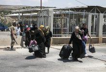 صورة معبر حدودي مع تركيا يصدر تعليمات خاصة بالسوريين العائدين من إجازة عيد الأضحى