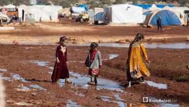 """صورة 1.7 مليون طفل مهددون إذا فشل تمديد فتح """"باب الهوى"""" أمام المساعدات"""
