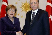 صورة تصريح جديد لميركل حول ضم تركيا إلى الاتحاد الأوروبي